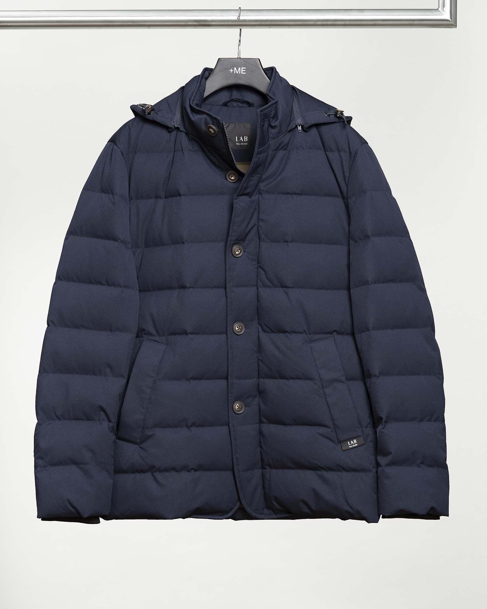 Giacca Outwear Imbottita Blu